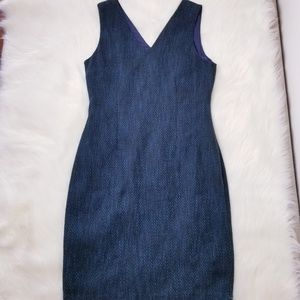 NWT  BANANA REPUBLIC twill dress sz 10 - A10